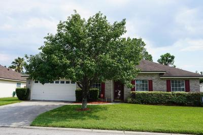 Jacksonville Single Family Home For Sale: 12748 Bentwater Dr