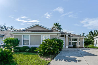 Fleming Island Single Family Home For Sale: 1477 Cedar Grove Ter