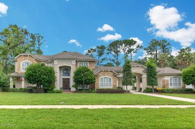 Ponte Vedra Beach FL Single Family Home For Sale: $959,000