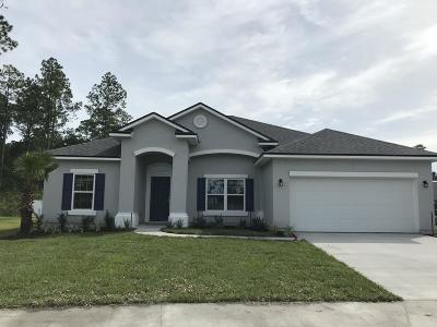 Yulee Single Family Home For Sale: 78558 Goldfinch Ln