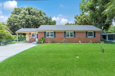 Single Family Home For Sale: 1615 Sheridan St