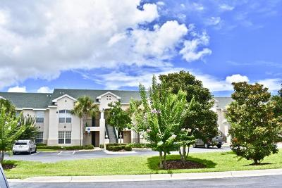 St Augustine, St Augustine Beach Condo For Sale: 1407 Carnoustie Ct