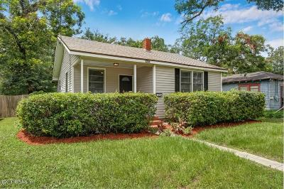 Duval County Single Family Home For Sale: 1204 Dancy St