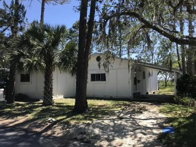 St. Johns County Single Family Home For Sale: 33 Beacon St