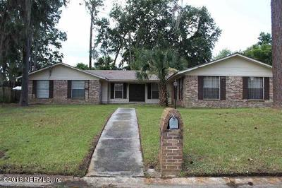 Duval County Single Family Home For Sale: 4104 San Servera Dr N