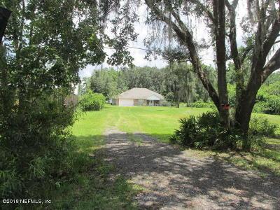 Putnam County Single Family Home For Sale: 742 Cedar Creek Rd