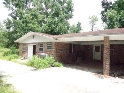 Starke Single Family Home For Sale: 9641 Fl-100
