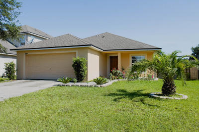 Jacksonville Single Family Home For Sale: 9280 Hawkeye Dr