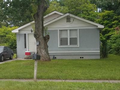 Jacksonville Single Family Home For Sale: 1743 W 45th St