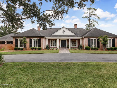 Jacksonville Single Family Home For Sale: 8059 Hollyridge Rd
