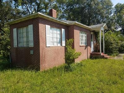 Jacksonville Single Family Home For Sale: 6923 Lucky Dr E