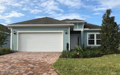 Jacksonville Single Family Home For Sale: 1645 Mathews Manor