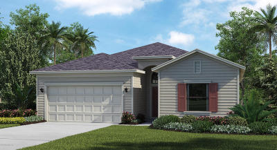 Jacksonville Single Family Home For Sale: 5361 Preston Bentley Dr