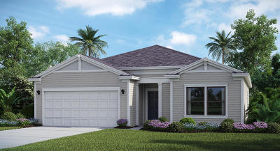 Single Family Home For Sale: 5360 Preston Bentley Dr