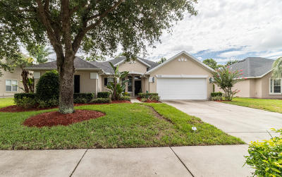 Duval County Single Family Home For Sale: 7701 Crosstree Ln