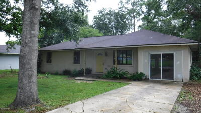 Green Cove Springs Single Family Home For Sale: 596 West St