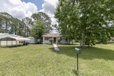 St Augustine Single Family Home For Sale: 283 Monterey Ave