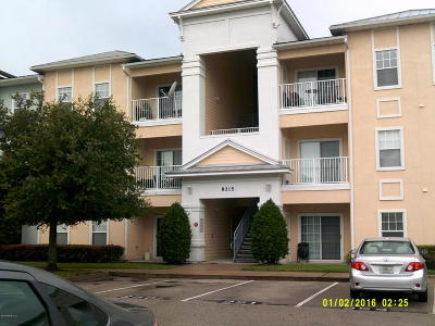 Jacksonville Condo For Sale: 8215 Green Parrot Rd #103