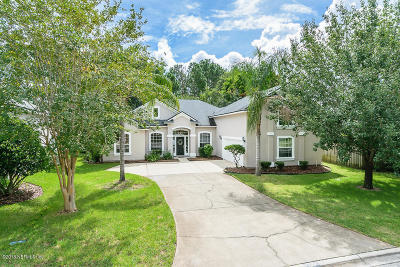 Ponte Vedra Beach Single Family Home For Sale: 1104 Ravenscroft Ln