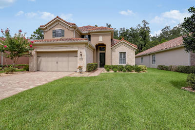 Ponte Vedra Single Family Home For Sale: 247 Marsh Hollow Rd