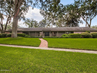 Jacksonville Single Family Home For Sale: 3028 Front Rd