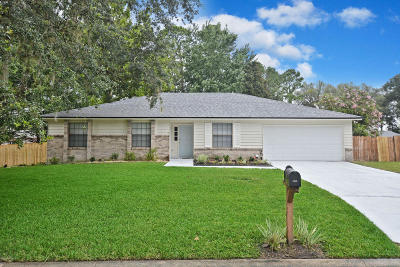 Jacksonville Single Family Home For Sale: 4345 Morning Dove Dr