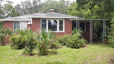 Jacksonville Single Family Home For Sale: 2658 Lowes Pl