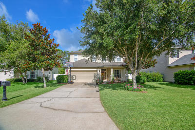 Single Family Home For Sale: 615 S Tree Garden Dr