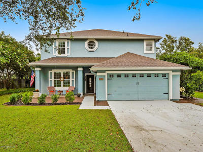 Ponte Vedra Single Family Home For Sale: 448 W Silverthorn Ln