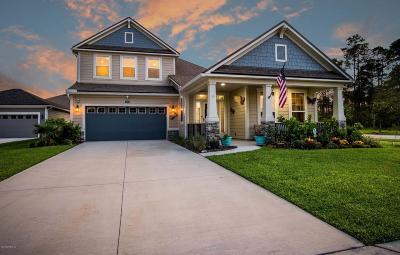 St. Johns County Rental For Rent: 673 Park Lake Dr