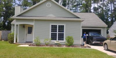 32223 Single Family Home For Sale: 3635 Jamestown Ln
