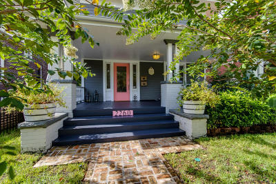 Single Family Home For Sale: 2260 Post St
