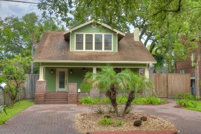 Single Family Home For Sale: 1521 Palm Ave