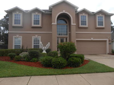Single Family Home For Sale: 13721 Victoria Lakes Dr