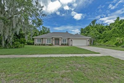 St. Johns County Single Family Home For Sale: 185 Fonseca Dr