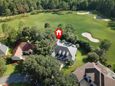 Deercreek Cc, Deercreek Single Family Home For Sale: 8249 Bay Tree Ln