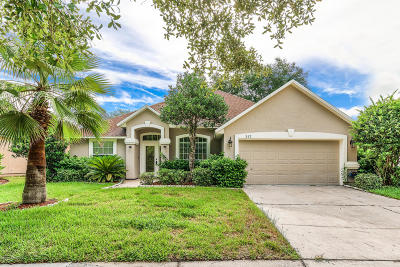 Ponte Vedra Single Family Home For Sale: 312 W Silverthorn Ln
