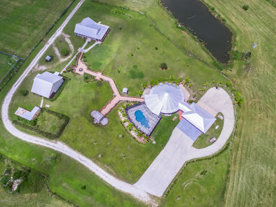 St. Johns County Farm For Sale: 7351+ 7475 County Road 13 S