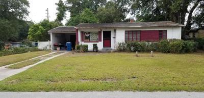 Single Family Home For Sale: 7959 Denham Rd E
