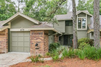Single Family Home For Sale: 675 Wells Landing Dr