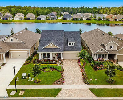 Nocatee Single Family Home For Sale: 161 Whisper Rock Dr