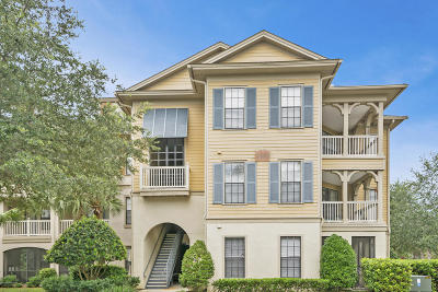 Jacksonville Condo For Sale: 12700 Bartram Park Blvd #2436