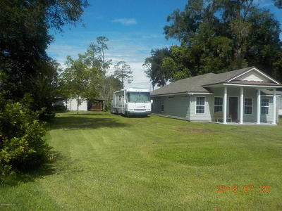 Glen St. Mary FL Single Family Home For Sale: $165,000