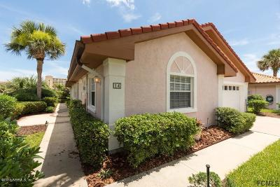 Flagler County Single Family Home For Sale: 14 San Miguel Ct