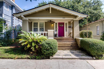 Single Family Home For Sale: 2835 Post St
