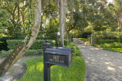Ponte Vedra Beach Single Family Home For Sale: 1407 Ponte Vedra Blvd