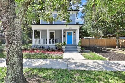 Single Family Home For Sale: 1214 Cedar St