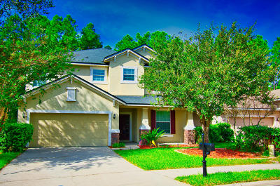 Waterleaf Single Family Home For Sale: 700 Candlebark Dr