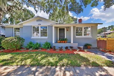 Single Family Home For Sale: 1704 Dancy St