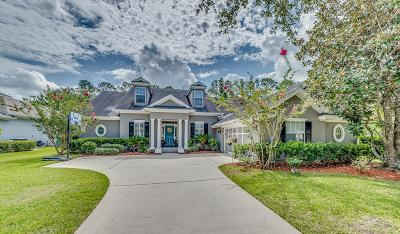 Glen St Johns, Johns Creek, Sandy Creek, South Hampton, Southampton, Southlake, St Johns Golf & Cc, Stonehurst Plantation, Wingfield Glen, Cimarrone, Cimarrone Golf & Cc, Johns Glen, Southern Grove, St Johns Forest Single Family Home For Sale: 796 Eagle Point Dr